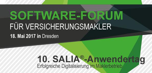 10. SALIA®-Anwendertag in Dresden