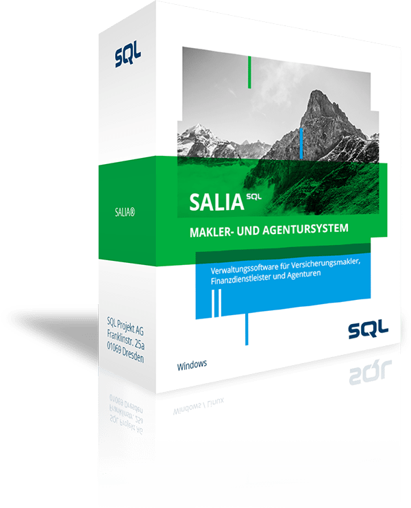 SALIA Produktbox
