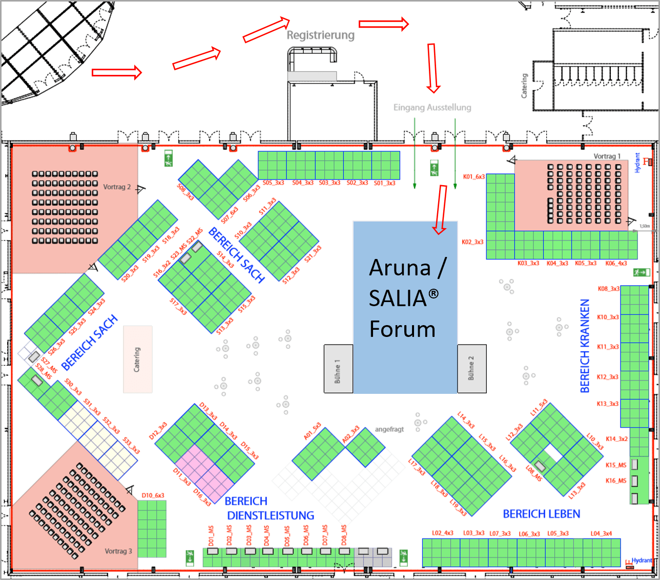 aruna-Messe-Standplan